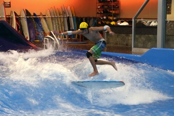 Parker Payne at Surfs Up NH