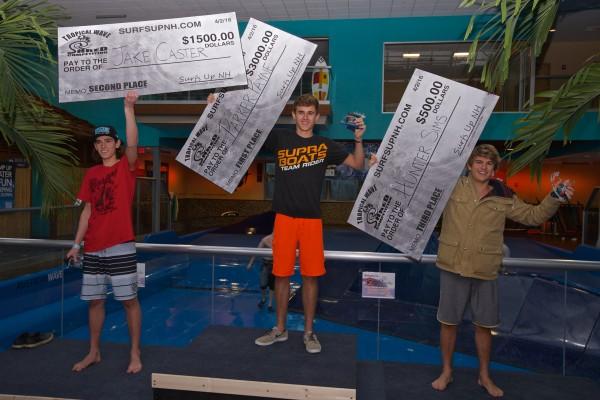 Pro winners